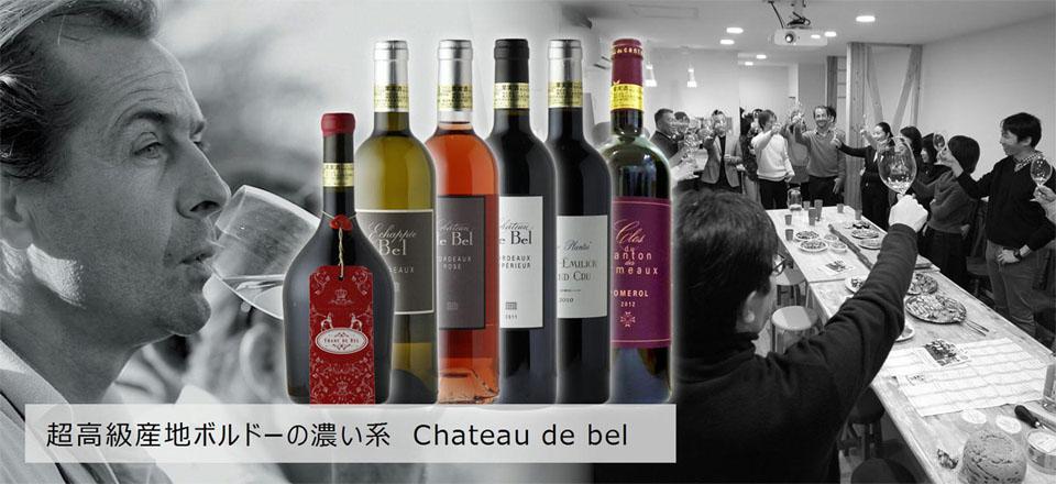 シャトー ド ベル ボルドー サンテミリオン