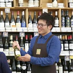 自然派ワイン ハウディ 加藤店長