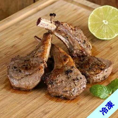 グラスフェッド ラムチョップ 4本入り ニュージーランド産ラム肉